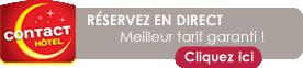Réservez en direct sur Contact Hôtel